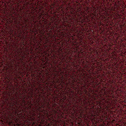 Velvet Pearl | Ruby Red 100 | Tappeti / Tappeti d'autore | Kasthall