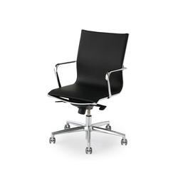 Elle leather | Chaises de bureau | Fantoni