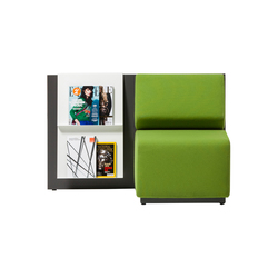 Team | 6101 | Lounge chairs | Cascando
