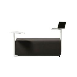 Team | 6121 | Lounge sièges de travail | Cascando