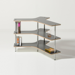Spine | Office shelving systems | Cascando