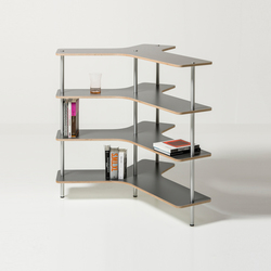 Spine | Shelving systems | Cascando