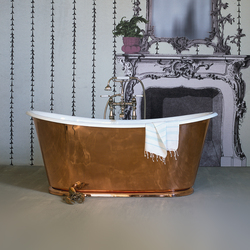 The Copper Usk | Free-standing baths | Drummonds