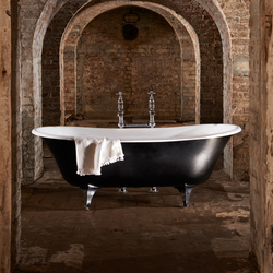 The Serpentine | Free-standing baths | Drummonds
