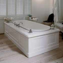 The Ness | Built-in bathtubs | Drummonds