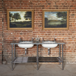 The Double Crake | Wash basins | Drummonds