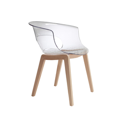 Natural Miss B Antishock | Multipurpose chairs | Scab Design