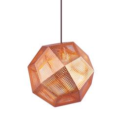 Etch Shade Copper | General lighting | Tom Dixon