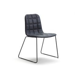 Bop Chair | Visitors chairs / Side chairs | OFFECCT
