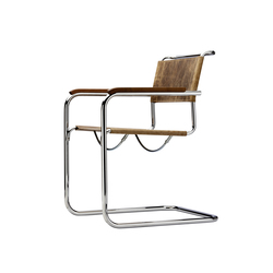 S 34 | Visitors chairs / Side chairs | Thonet