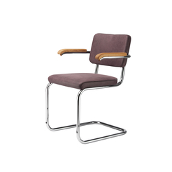 S 64 PV | Visitors chairs / Side chairs | Thonet