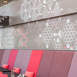 ColorTec | Sound absorbing wall systems | Dansk Wilton