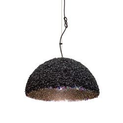 The Duchess pendant lamp grey medium | Suspended lights | mammalampa