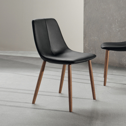 By | Visitors chairs / Side chairs | Bonaldo