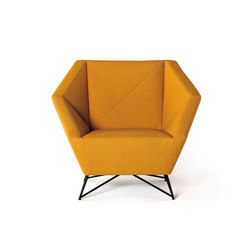 3angle armchair | Lounge chairs | Prostoria