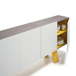 Midi Colors Cabinet B | Sideboards / Kommoden | Sistema Midi