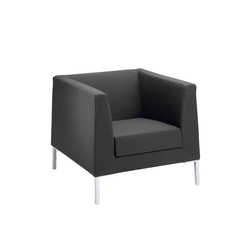 Lounge Series chair | Loungesessel | Paustian