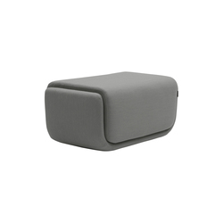 Basket pouf small | Poufs | Softline A/S