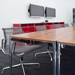 USM Haller Table Wood | Meeting room tables | USM