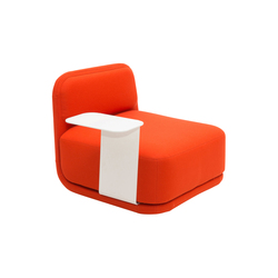 Standby chair low | Lounge-work seating | Softline A/S