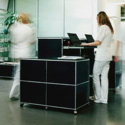 USM Haller Storage | Meubles de rangement | USM