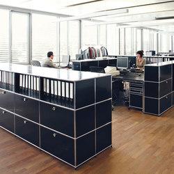 USM Haller Storage | Systèmes d'étagères | USM