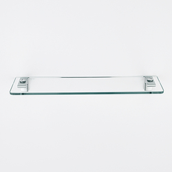 Eletech Glass shelf | Bath shelving | SONIA