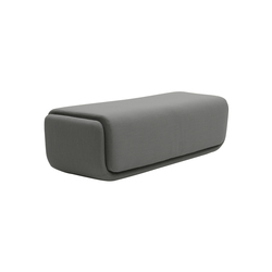 Basket Hocker gross | Poufs / Polsterhocker | Softline A/S