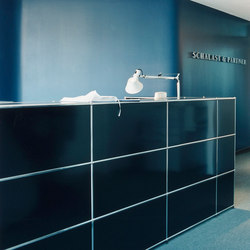 USM Haller Storage | Reception desks | USM