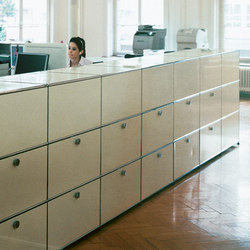 USM Haller Storage | Sideboards | USM