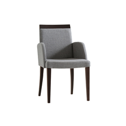 Aurea armchair | Visitors chairs / Side chairs | Billiani