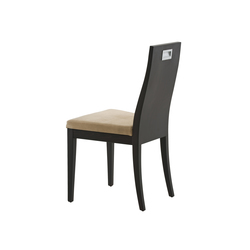 Capital chair | Restaurant chairs | Billiani