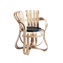 Gehry Cross Check Arm Chair | Sillas para restaurantes | Knoll International