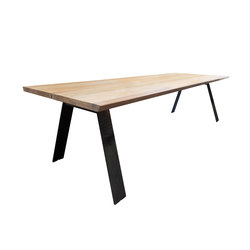 GM 3200 Plank Table | Tavoli pranzo | Naver Collection