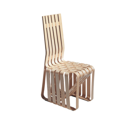 Gehry High Sticking Chair | Sillas para restaurantes | Knoll International