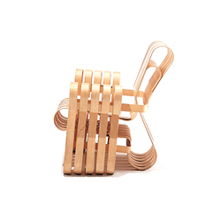 Gehry Fauteuil Club Power Play | Fauteuils d'attente | Knoll International