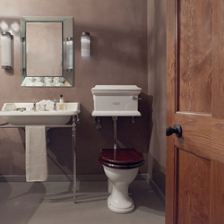 The Casseley WC Suite | Toilets | Drummonds