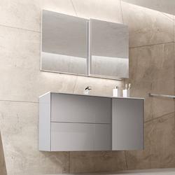 Fractal 110 base unit | Vanity units | SONIA