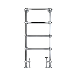 Floorstanding Towel rail | Towel warmers | Drummonds