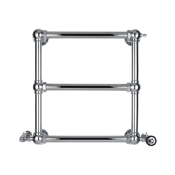 Wall to wall Towel rail | Towel warmers | Drummonds