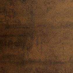Iron | Iron Corten | Ceramic tiles | Neolith