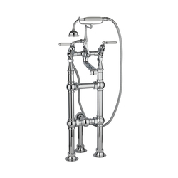 H Stand Tripod Support for Bath Mixers | Bath taps | Drummonds