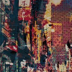 Tokio 2 a | Formatteppiche | Jan Kath