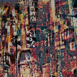 Tokio 2 b | Formatteppiche | Jan Kath