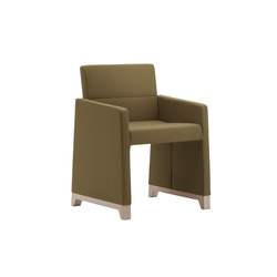 Inka B 300 | Visitors chairs / Side chairs | Billiani