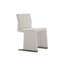 Inka P 100 | Visitors chairs / Side chairs | Billiani