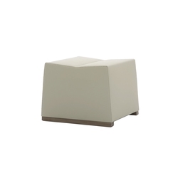 Inka P 50 P | Poufs | Billiani