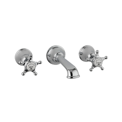 Classic backloading basin mixer | Wash-basin taps | Drummonds