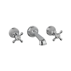 Classic backloading basin mixer | Wash-basin taps | Drummonds