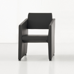 Dual | Visitors chairs / Side chairs | Martex
